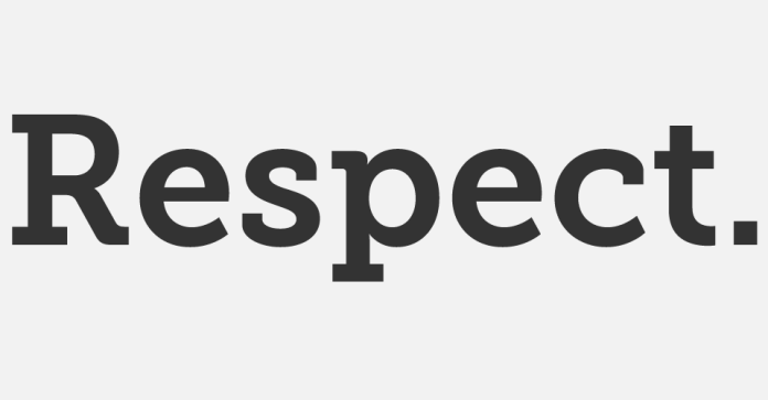 Respect is Commanded And Not Demanded