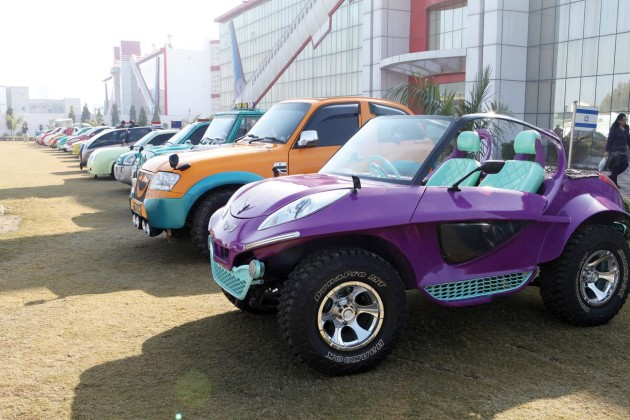 Cars from Heaven
