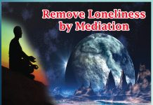 Remove Loneliness by Mediation