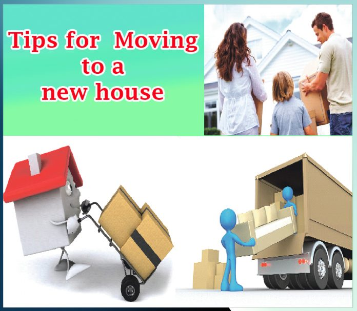 Tips for Moving to a New House - sachi shiksha