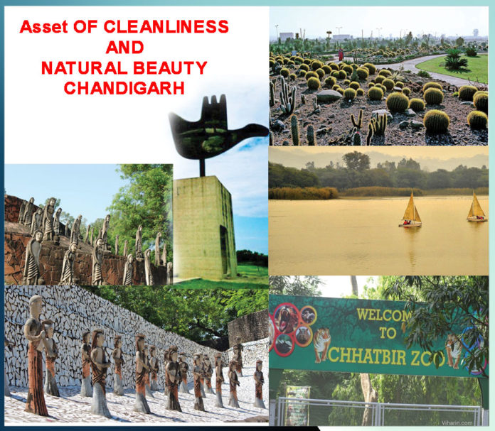 Asset OF CLEANLINESS AND NATURAL BEAUTY CHANDIGARH