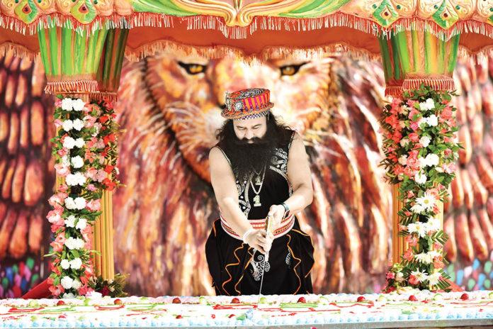 125TH Holy INCARNATION DAY (FULL MOON Day of Kartik) Rev.Shah Mastana Ji Came Tody Lovely-Lovely!