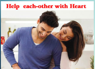 Help each-other with Heart