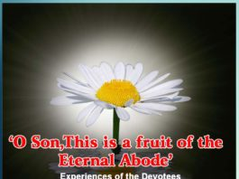 O Son,This is a fruit of the Eternal Abode