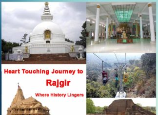 Heart Touching Journey to Rajgir Where History Lingers