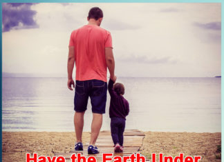Have the Earth Under Your Feet
