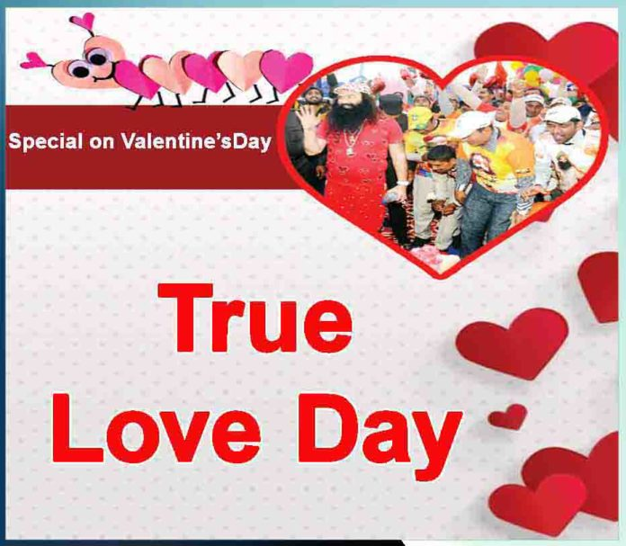 Special on Valentine's Day