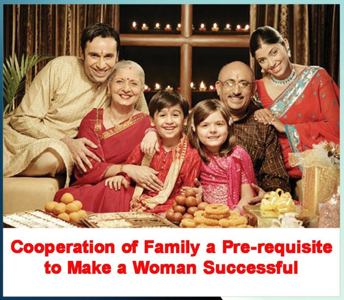 Cooperation of Family a Pre-requisite to Make a Woman Successful - Sachi Shiksha