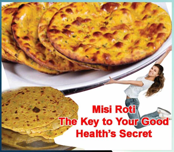 Misi Roti The Key to Your Good Health's Secret