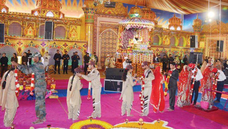 Holy Maha Rahmo Karam Divas Celebrated with Gusto