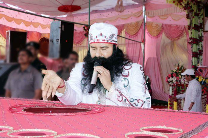 The 10th anniversary of 'Jaam-E-Insan Guru Ka' This is a Divine Drink