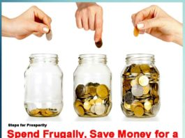 Spend Frugally, Save Money for a Better Future - Sachi Shiksha