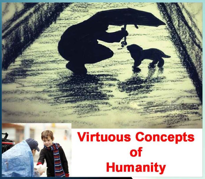 Virtuous Concepts of Humanity