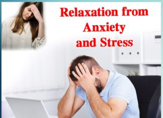 Relaxation from Anxiety and Stress