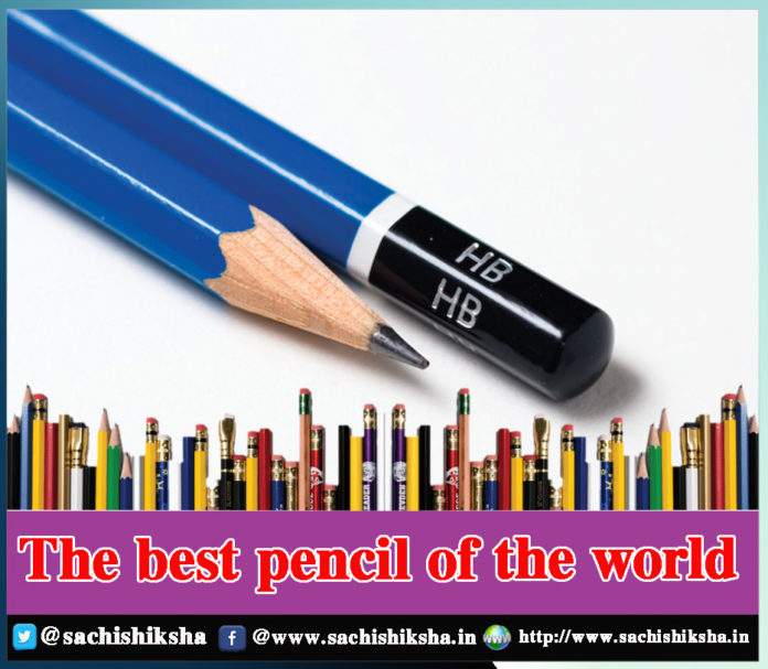 The best pencil of the world