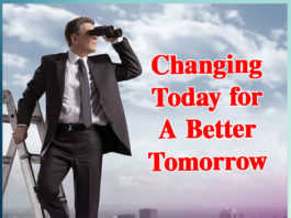 Changing Today for A Better Tomorrow sachi shiksha