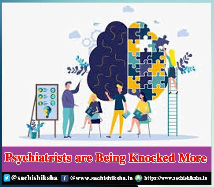 Psychiatrists are Being Knocked More during this covid-19 pandemic - Sachi Shiksha