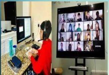 Online Education- A Challenge