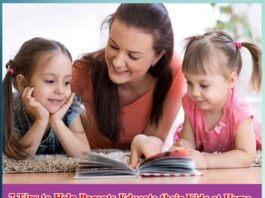 7 Tips to Help Parents Educate their Kids at Home