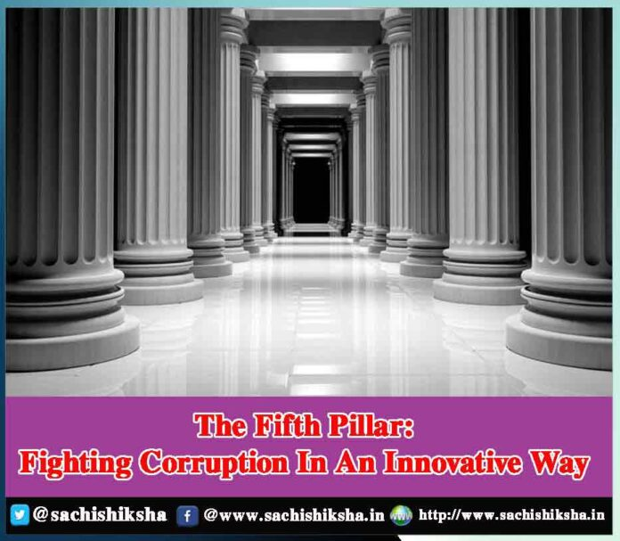 The Fifth Pillar: Fighting Corruption In An Innovative Way