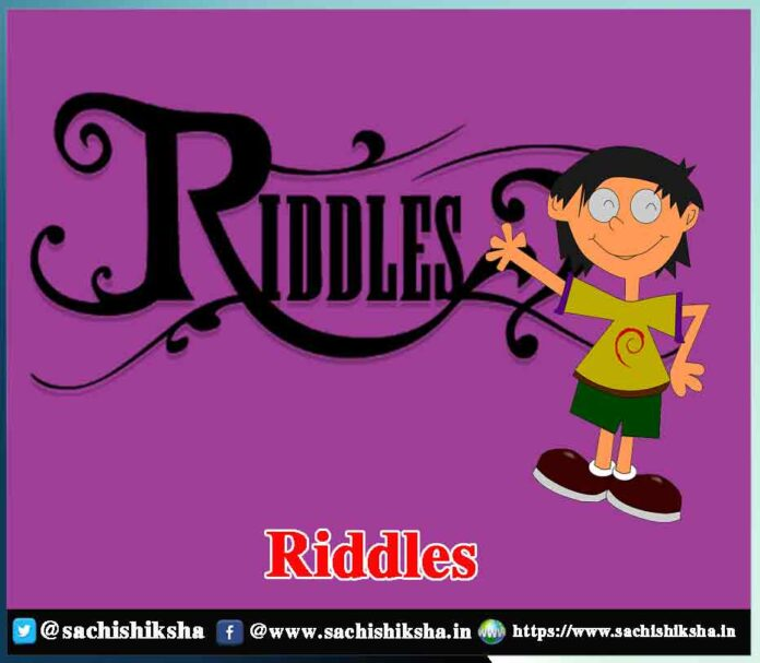 Riddles for kids and adults with answers - Sachi Shiksha