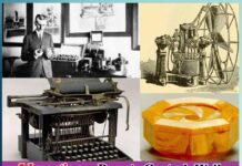 5 Inventions: Remote Control, Wall Clock, Plastic, Fan and Typewriter - Sachi Shiksha