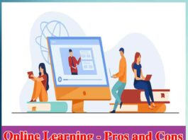 Online Learning- Pros and Cons