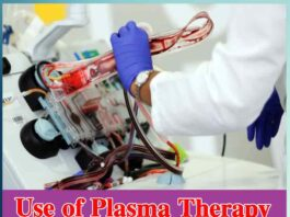 Use of plasma therapy
