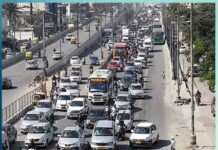 Traffic Travel in Indian Cities